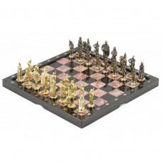 Шахматы Русские бронза креноид 360х360 мм