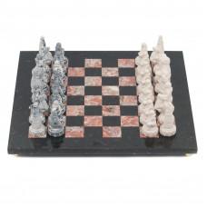 Шахматы Северные народы креноид змеевик