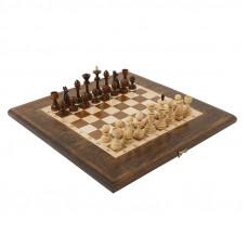 Шахматы + нарды резные 30, Haleyan
