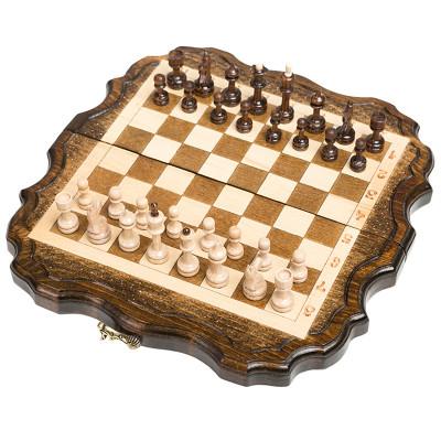 Шахматы фигурные 30, Haleyan