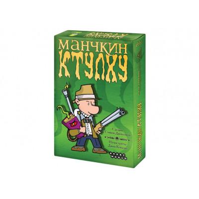 Манчкин. Ктулху (2-е рус. изд.)