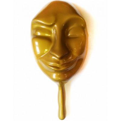 Маска для мафии Лицемер золотая