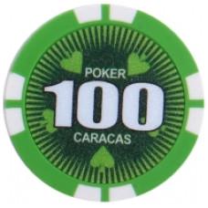 Набор для покера Caracas на 300 фишек