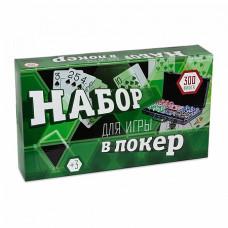Набор для покера Russian Poker на 300 фишек