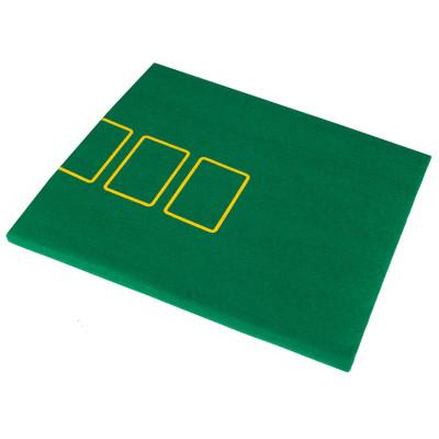 Сукно для покера с разметкой на 9 игроков (180х90х0,2см)