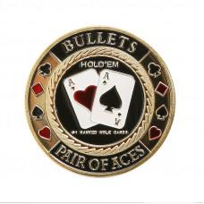 Карт-протектор Card Guard Bullets