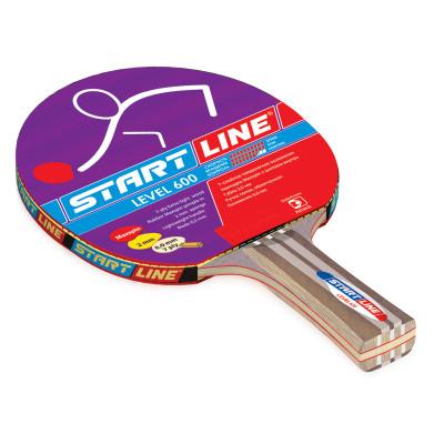 Ракетка для настольного тенниса Level 600 (анатомическая)