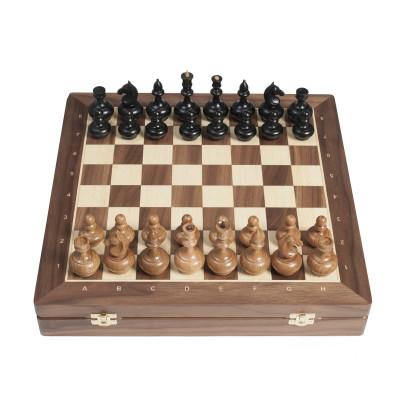 Шахматы WG орех