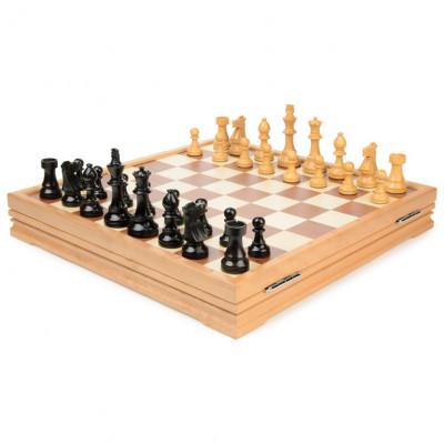 Шахматы ларец Индийская классика