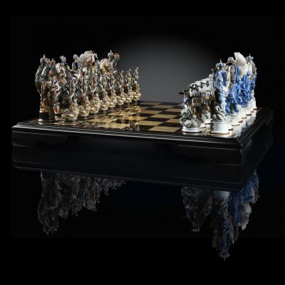 Шахматы Швейцарский поход Суворова