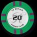 Набор для покера Le Royale на 500 фишек