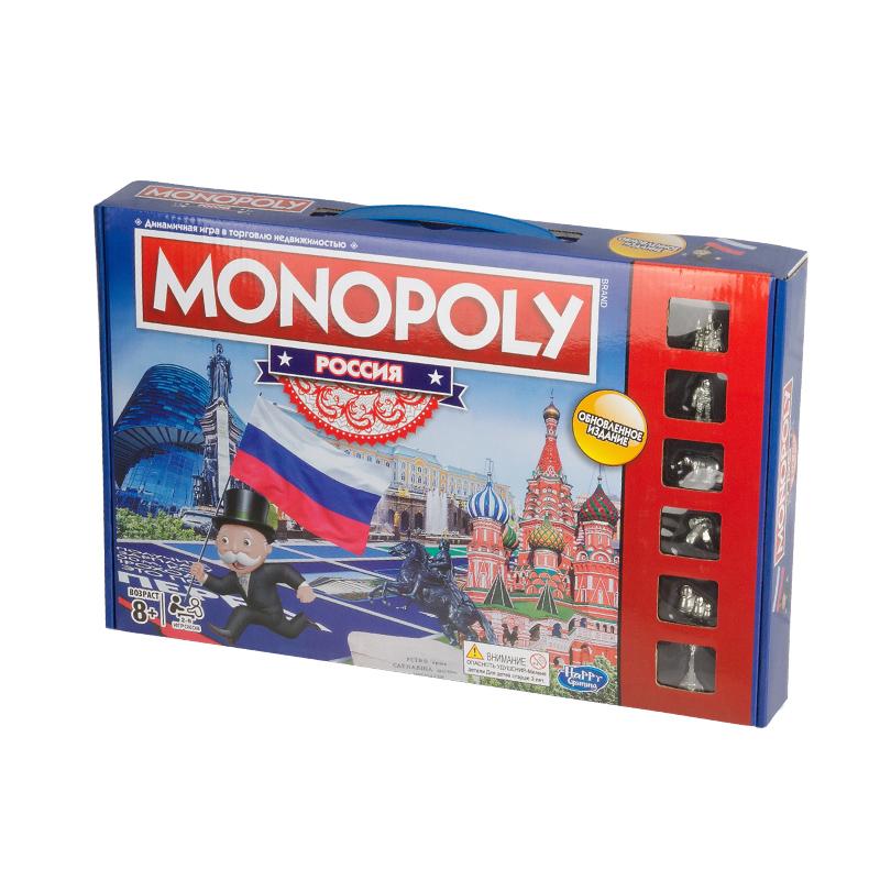 Монополия россия обновленное издание
