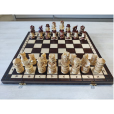 Шахматы резные Моряки