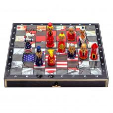 Шахматы Америка против СССР