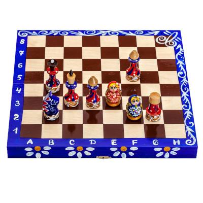 Шахматы Матрёшки