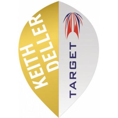 Оперения Target Keith Deller Pear (PRO 100)