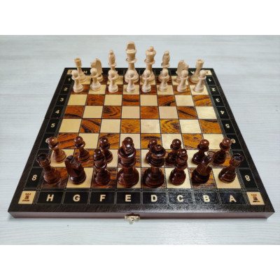 Шахматы   нарды Тура подарочные