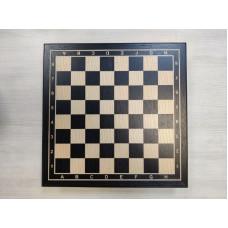 Шахматный ларец из мореного дуба средний