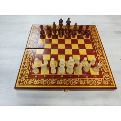 Шахматы подарочные Ренессанс большие