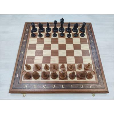 Шахматы нарды шашки Турнир красное дерево