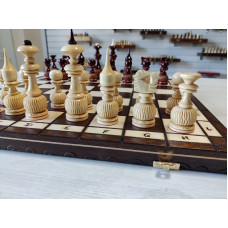 Шахматы резные Вязь