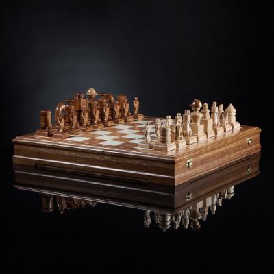 Шахматы Нефтянники