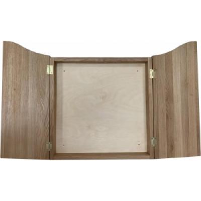 Кабинет для мишени из дуба Premium Oak Darts Cabinet (limited edition)