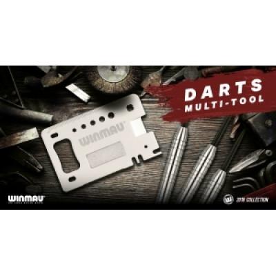 Инструмент-открывалка Winmau Darts Multi-Tool