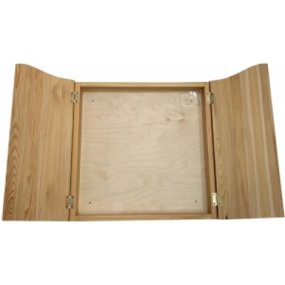 Кабинет для мишени из лиственницы Premium Larch Darts Cabinet (limited edition)