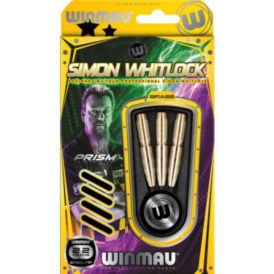 Дротики Winmau Simon Whitlock Brass steeltip 22gr