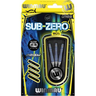 Дротики Winmau Sub-Zero steeltip 23gr (профессиональный уровень)