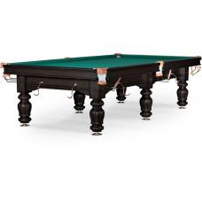 Бильярдный стол для русского бильярда «Classic II» 10 ф (черный орех)