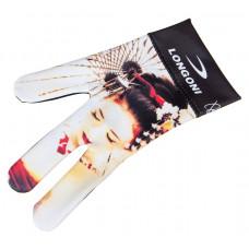 Перчатка бильярдная «Longoni Fancy Hot Lips 1»