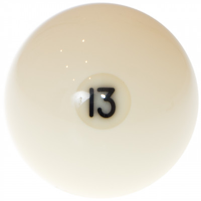 Шар 68 мм «Aramith Premier» №13