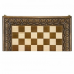 Доска шахматная резная Лотос 50  Haleyan