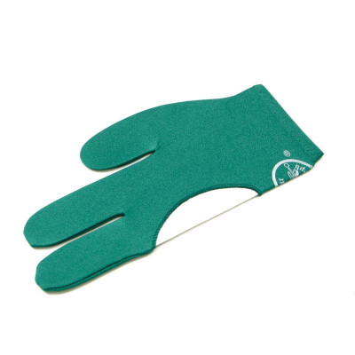 Перчатка бильярдная «Sir Joseph» (темно-зеленая) L