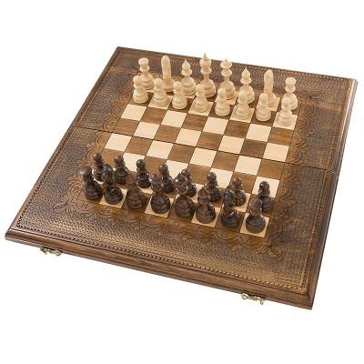 Шахматы 50 прямые, Ohanyan