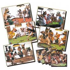 """Зеркало-постер """"Doggies"""" (5 шт)"""