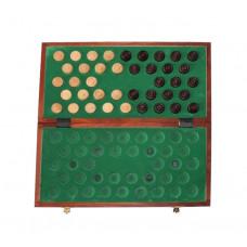 Шашки (игровое поле 100 клетки), Wegiel