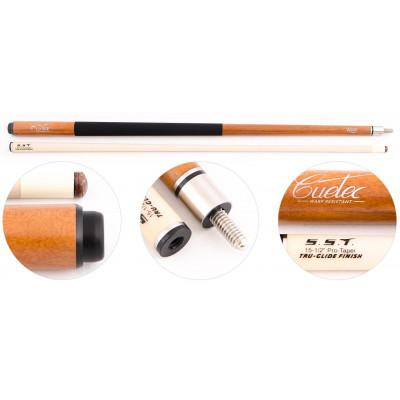 Кий для пула 2-pc «Cuetec Beginner» (коричневый) CMF
