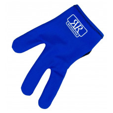 Перчатка бильярдная «RenzLine Bicolor» (синяя)