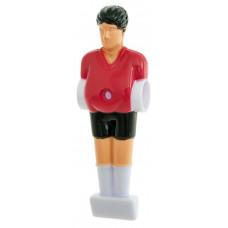 Футболист «Atletico» (красно-черный)