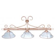 Лампа на три плафона &quot