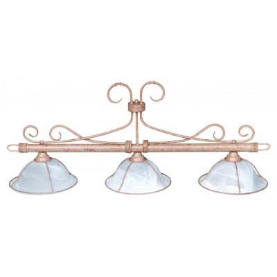 """Лампа на три плафона """""""