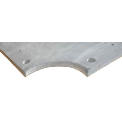 Плита «Premium-Quality Rasson» 10 ф (25 мм, 3-pc) пирамида