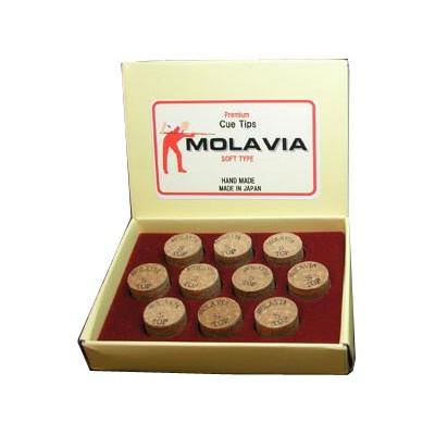 Наклейка для кия «Molavia» (S) 14 мм