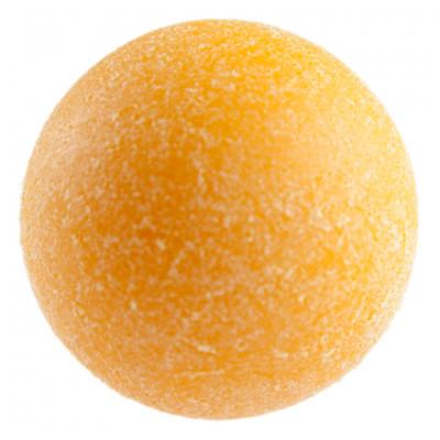 Мяч для настольного футбола AE-07, шероховатый пластик D 36 мм (желтый)