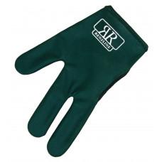 Перчатка бильярдная «RenzLine Bicolor» (зеленая)