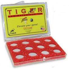 Наклейка для кия «Tiger Pro Jump Tip» 15 мм