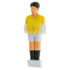 Футболист «Amsterdam» (желто-белый)